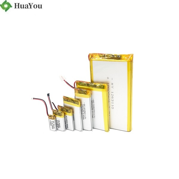 types of lithium batteries