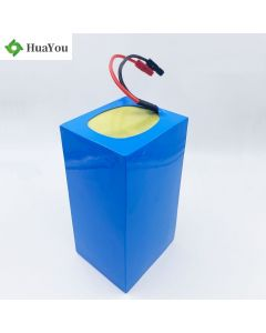 Shenzhen 18650 Battery Factory Supply Long Life Electric Forklift Rechargeable Battery HY 18650-7S4P 25.2V 10.4Ah Li-ion Battery Pack