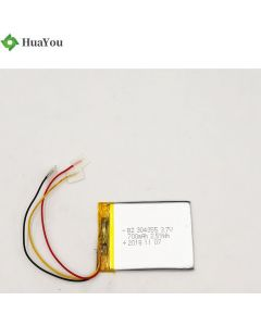 Factory ODM Rechargeable Lithium Battery