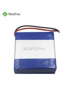 Hot Selling Rechargeable Polymer Li-ion Battery HY 80100100 4S 14.8V 10Ah 2C Lipo Battery Pack