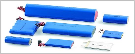 Medical battery manufacturer