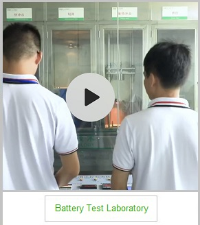 Lithium battery test laboratory