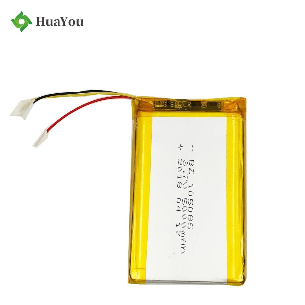 5000mAh UL Certification Lithium Battery