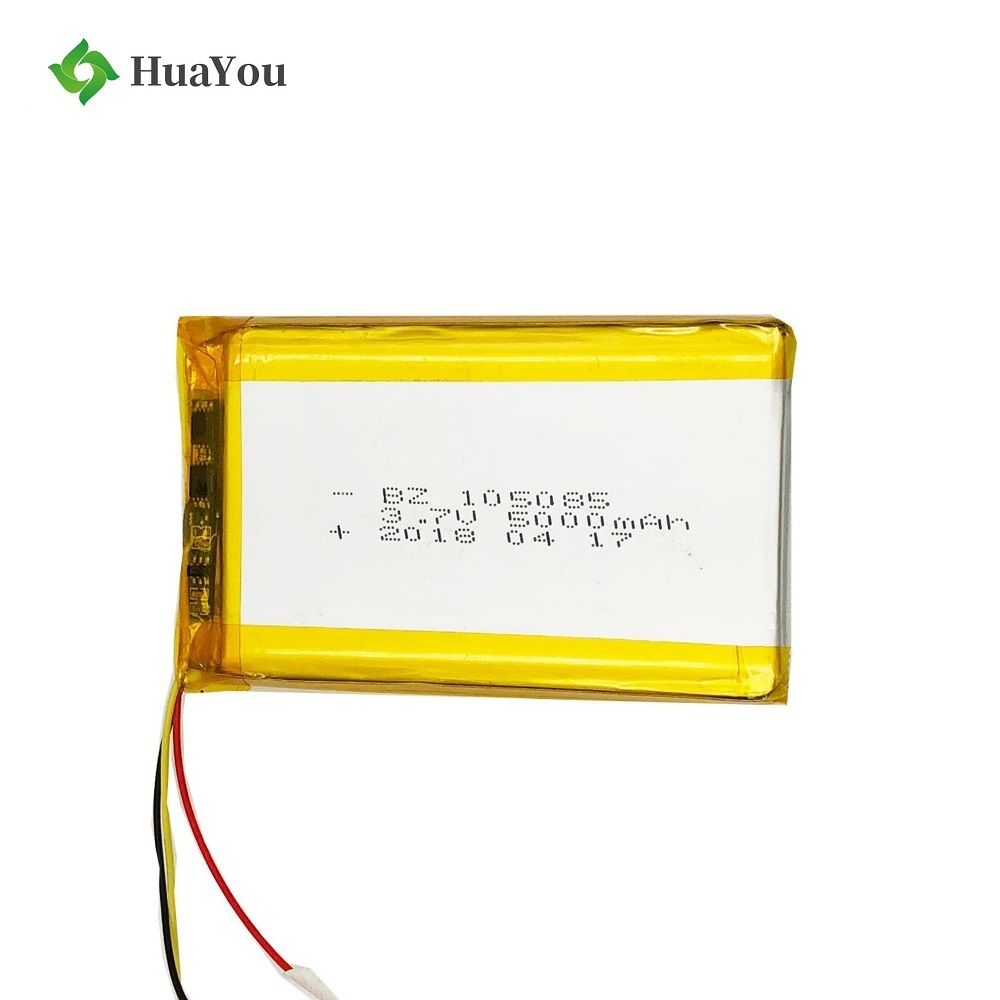 5000mAh Battery for Water Quality Tester