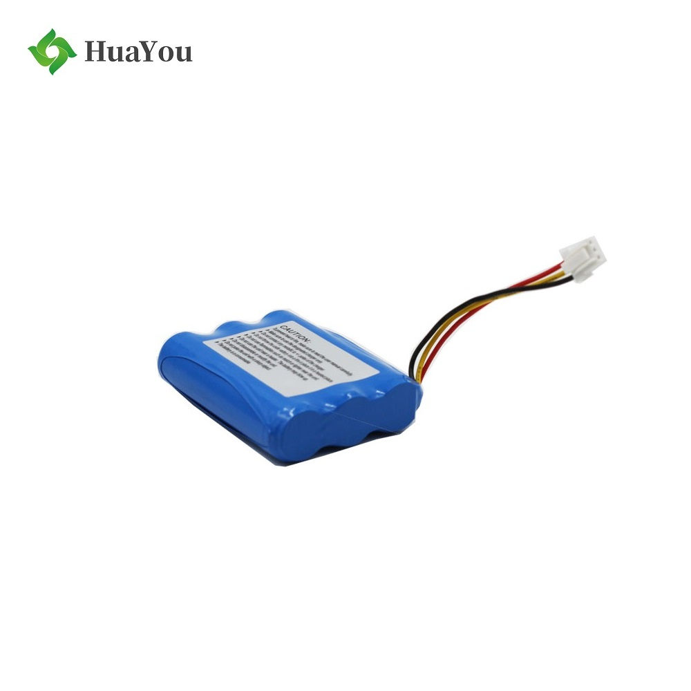 Rechargeable Li-ion Battery for Sweeper Robot