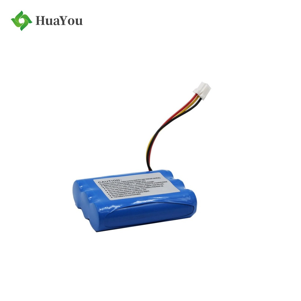 18650-3S 2200mAh Battery with KC Certificate