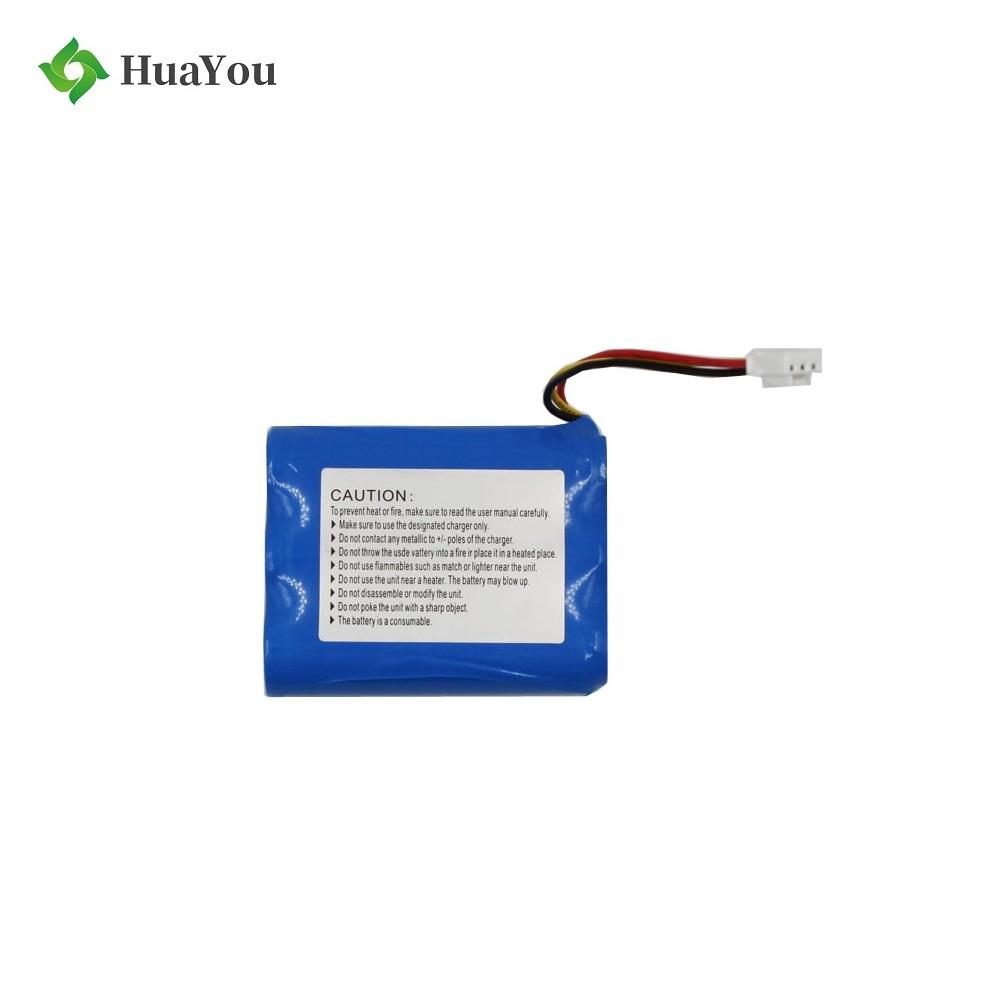 18650-3S 2200mAh 11.1V 3C Lithium Ion Battery