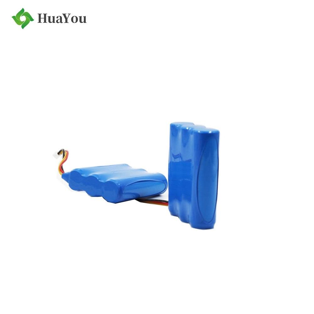 18650-3S 2200mAh 11.1V Lithium-Ion Battery