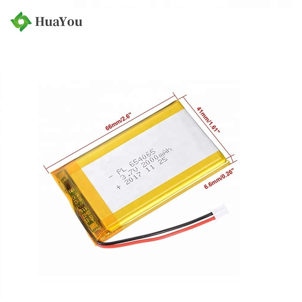 2000mAh Battery for GPS Devices