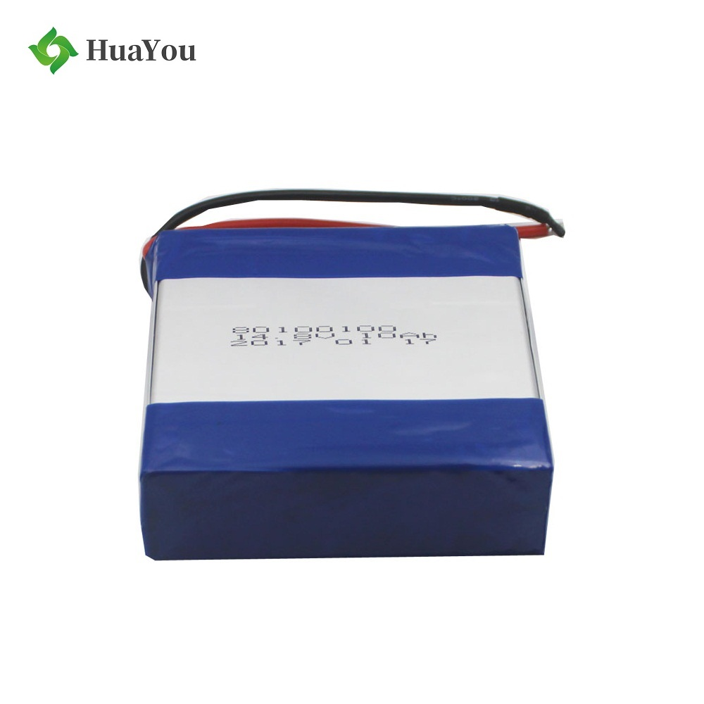 Hot Selling Rechargeable Battery 14.8V 10000mAh 2C